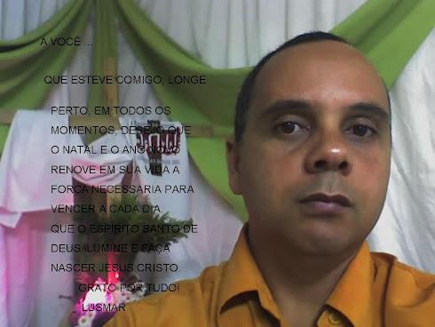COORDENADOR DO MINISTERIO DE COMUNICAÇÃO SÓCIAL ( RÁDIO)- PROGRAMA  ORANDO COM VOCÊ .