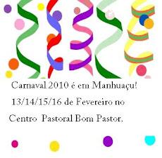 CARNAVAL 2010 EM MANHUAÇU