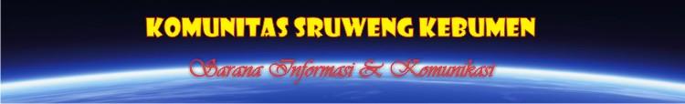 KOMUNITAS SRUWENG