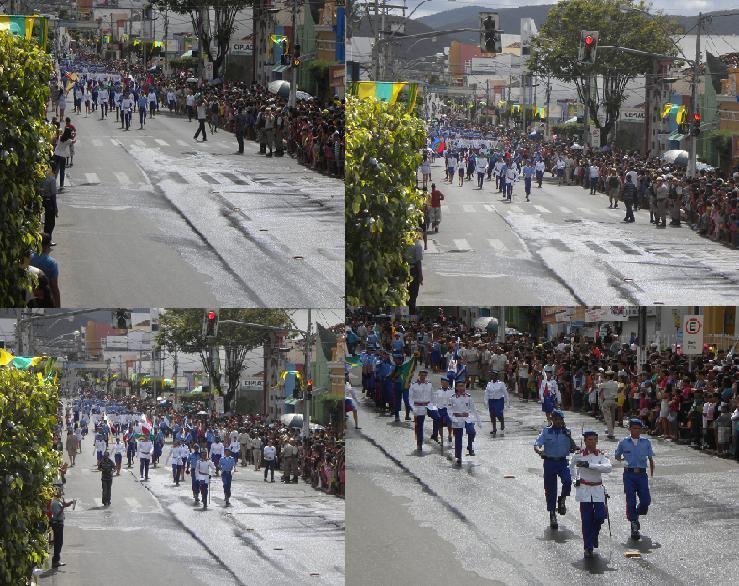 Desfile Cívico 07 de setembro de 2010