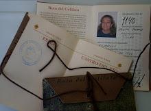 """Credenciales propocionadas por la Fundación """" El Legado Andalusí"""" para los viajeros."""