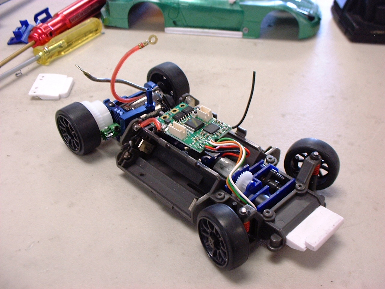 R C Drift And Gaming New Car Kyosho Mini Z