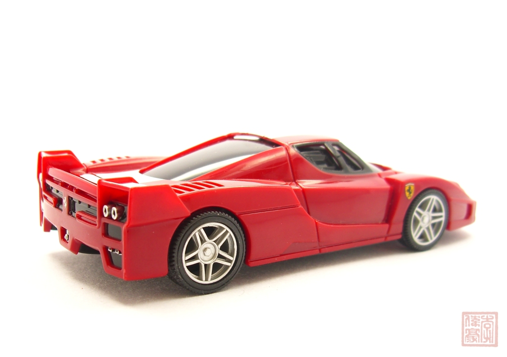 life with tomica ferrari fxx 1 38. Black Bedroom Furniture Sets. Home Design Ideas