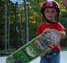 Elijah @ 4 Outdoor Fun