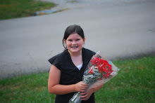Madison, 11th Birthday.Flowers from Daddy