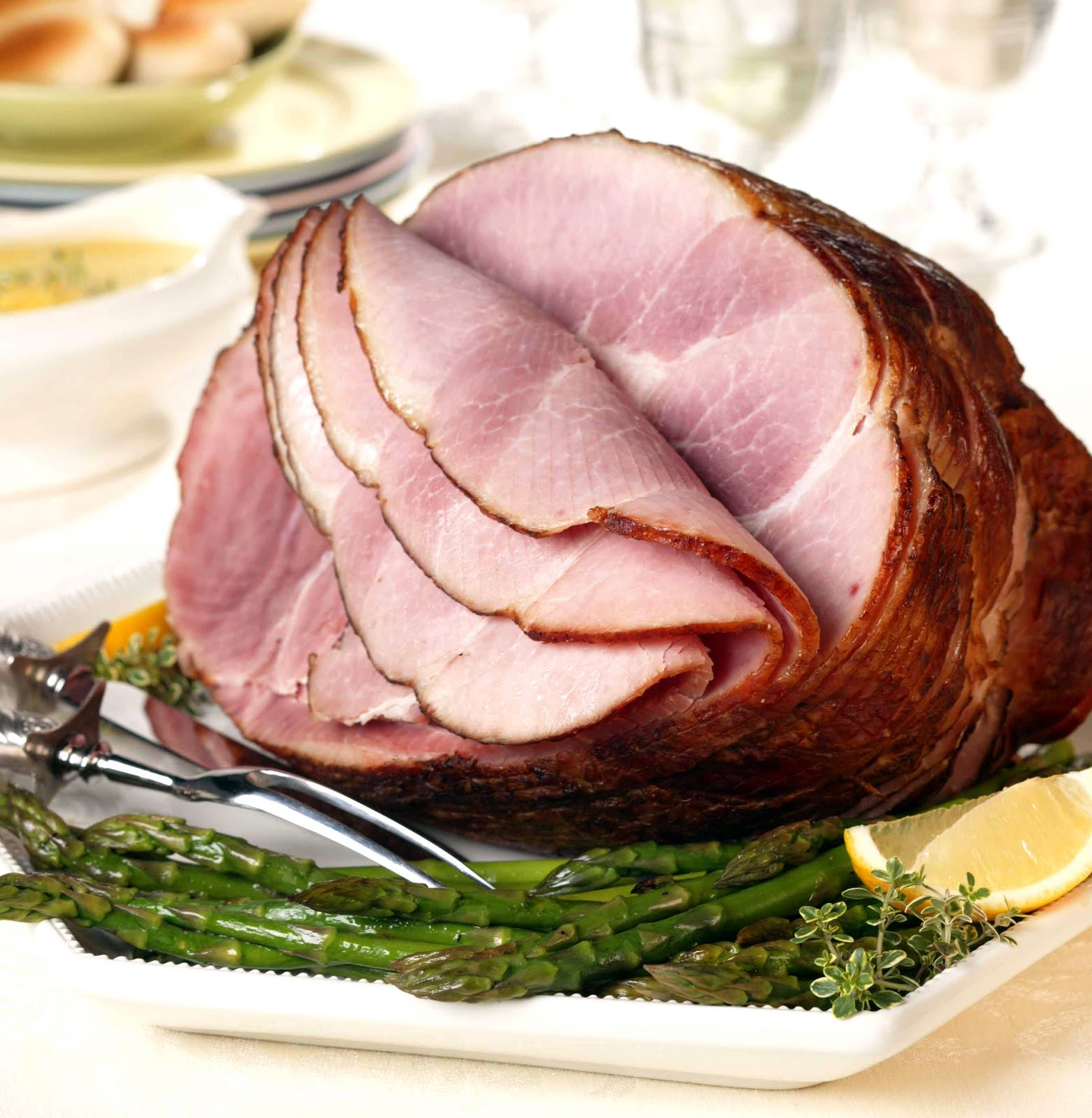 Easter Ham in the Crock Pot
