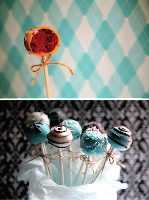 Cake Artist Meaning : Nuage Mulberry Digital Art: Cakes On A Stick....Genius ...