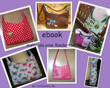"""mehr als eine Kindertasche """"ebook"""""""