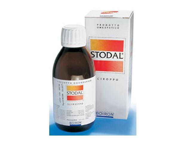 Pseudo omeopatici per la tosse: Stodal e Drosetux