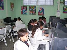 Juegos en la Sala de informática
