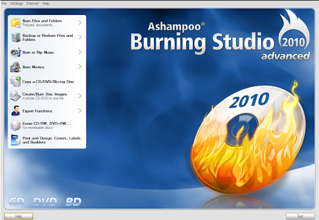 Burning studio freeware