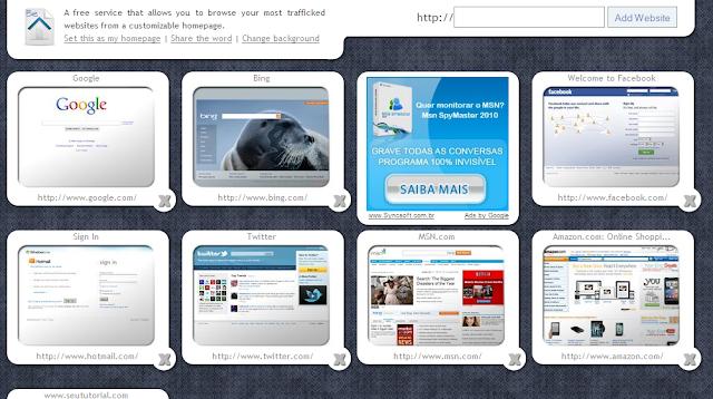 pagina-inicial-personalizada