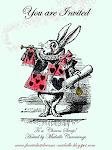 Alice in Wonderland Charm Swap
