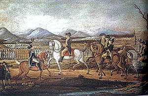 Washington+leads+troops+WhiskeyRebellion