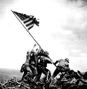 Marines+Iwo+Jima+Flag+Small