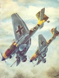 Nazi+dive+bomber curtiss wright