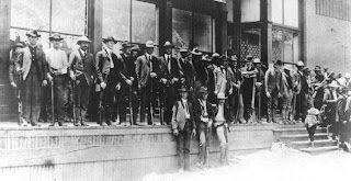 Greene Copper Company+Guards+at+Cananea