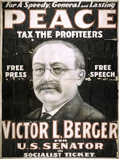 Victor+L.+Berger+Wisconsin+Socialist+Campaign+deomocracy+oppression