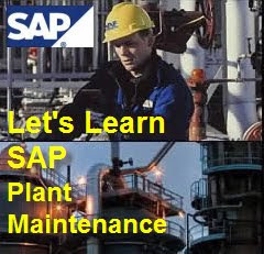 Let's learn SAP Plant Maintenance