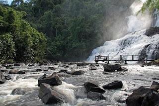 cachoeira de pancada grande