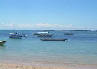 Terceira praia de Morro