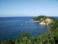 L'isola di morro di sao paolo