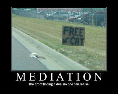Motivational Posters Mediation