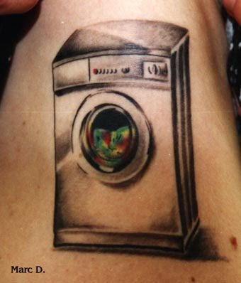 Rerun Of The Day: More Great Tattoos