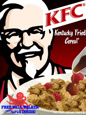 Kfc Launches Breakfast Cereal Pairs With Your Lighter