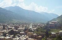 Valtellina: Panorama