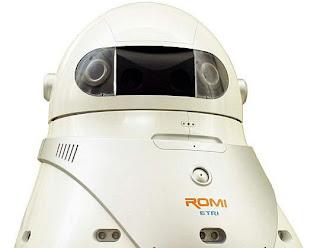 ROMI the House Robot