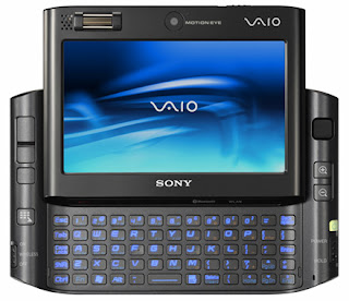 Sony Vaio Mirco PC