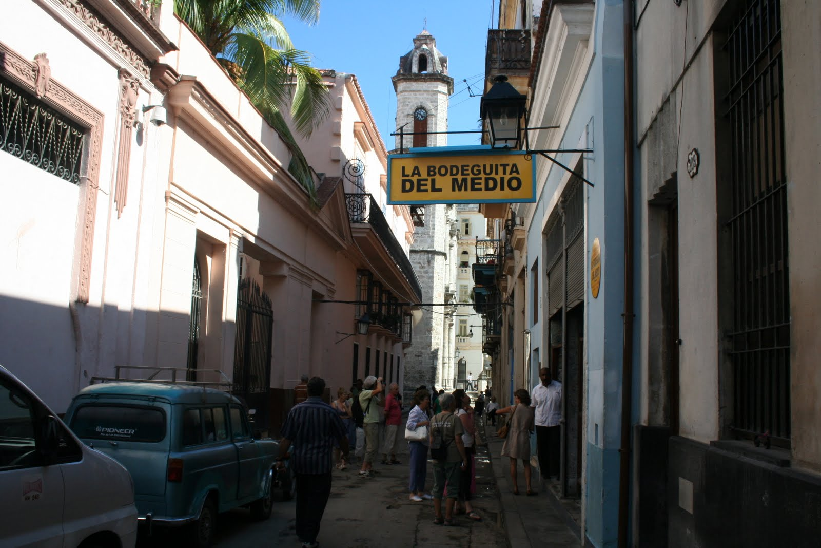 Tourists fill the famous La Bodeguita del bet at home Sport android Alternative bet at home Medio bar where U.S. author ...