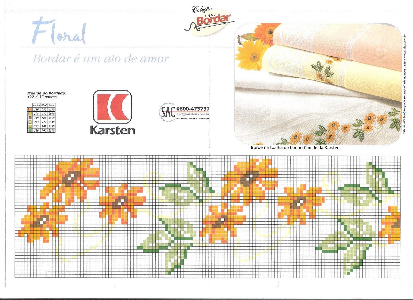 jogo de toalha flor de girassol
