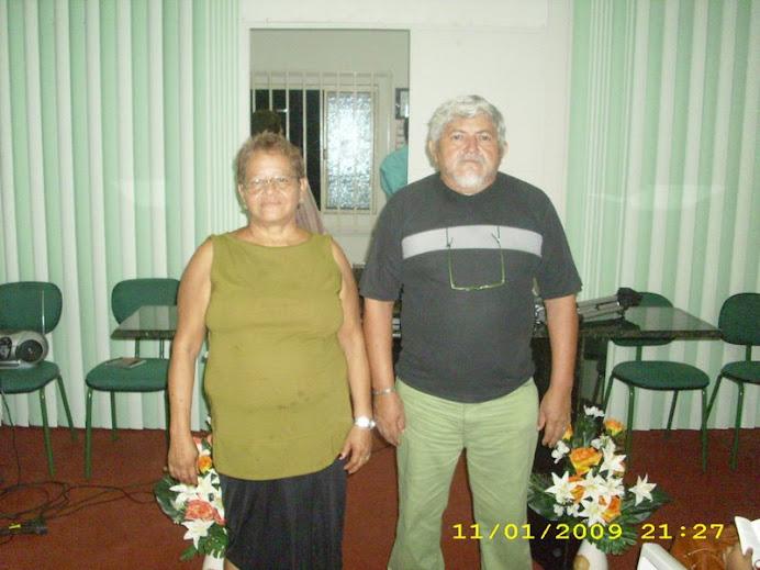 Sr. Domingos e Ir. Conceição