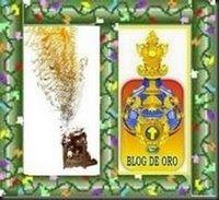 Premio blog de oro 09