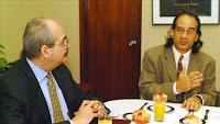 José Jaime Rivera y Dr. Luis López Nieves