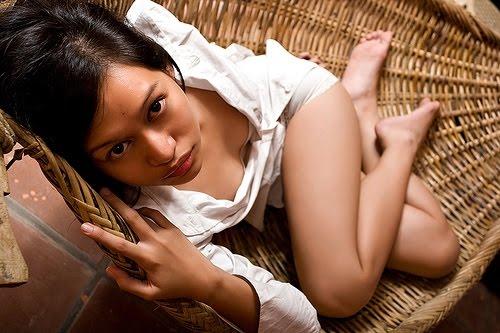 Indriana Model Telanjang