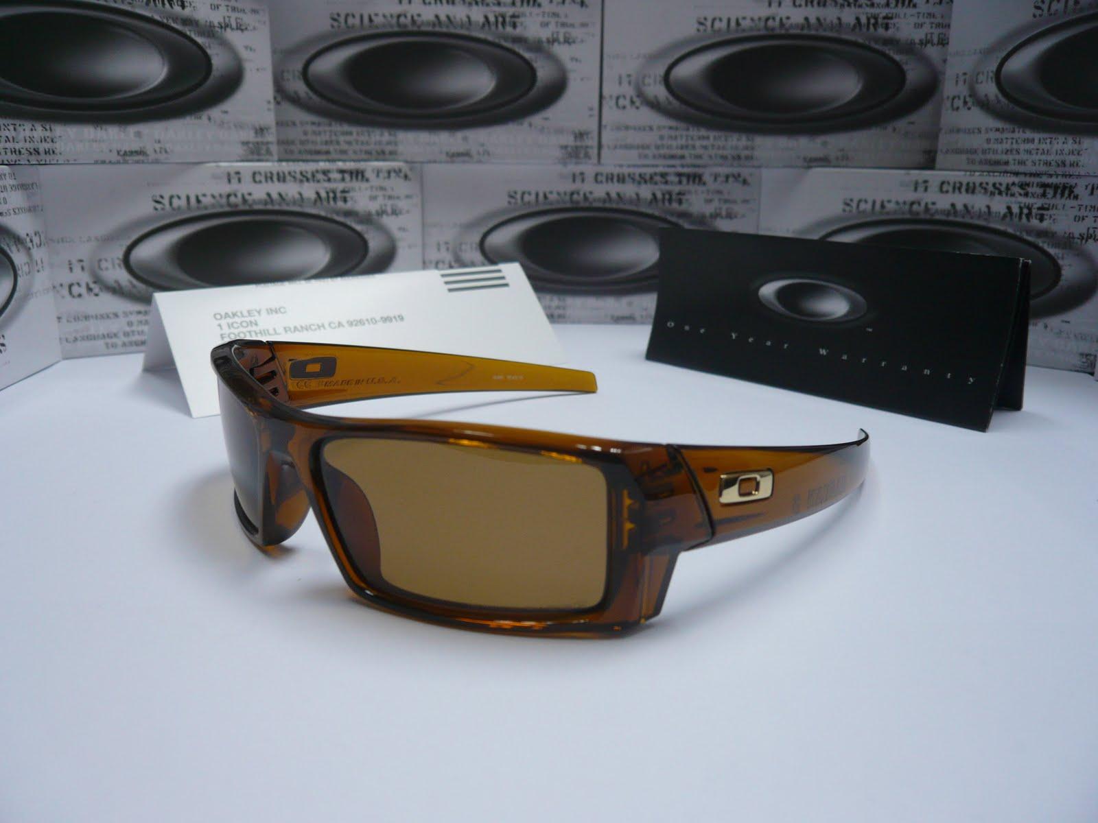 5fa632f3263 Oakley Gascan Black Iridium Polarized Review