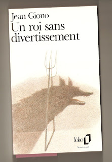 Un Roi sans divertisement - Jean Giono