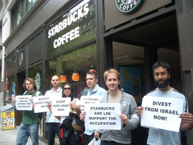 [LSE+starbucks+boycott]
