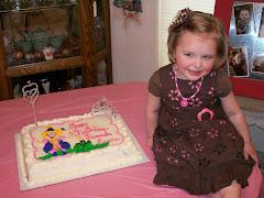 Gracie's 3rd Birthday