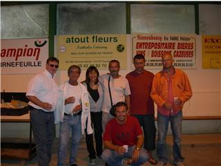 Championnat de France provençal doublette 2007