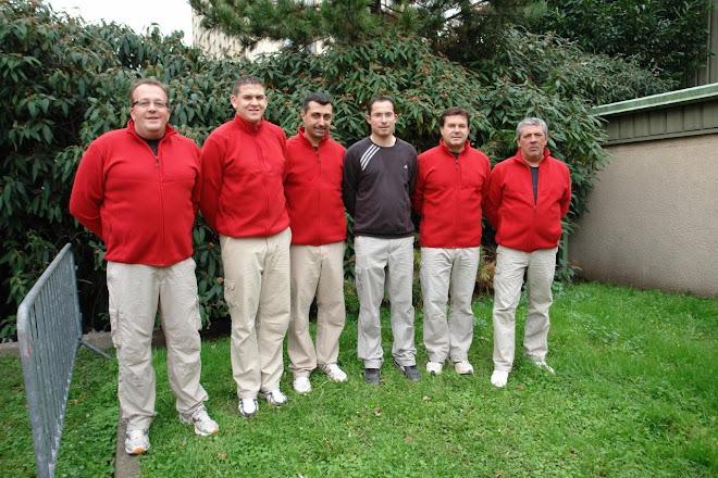Mon équipe 2008 2009
