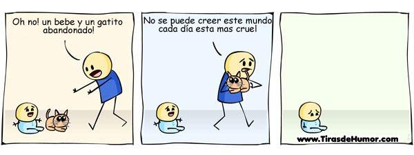 mundo cruel