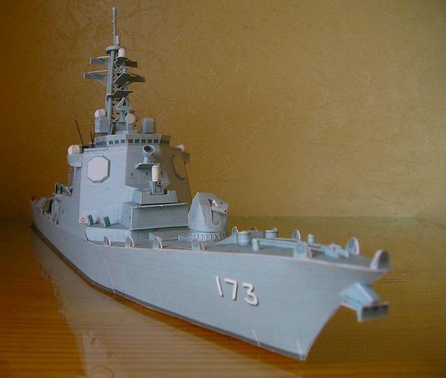 """DDG""""KONGOU""""Class  173"""