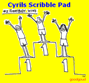 Cyril's Scribble Pad