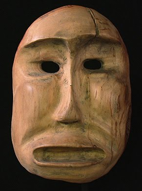 Native American Tribal Masks http://www.gwilliam-kellands.co.uk/j/bd3435f6bd
