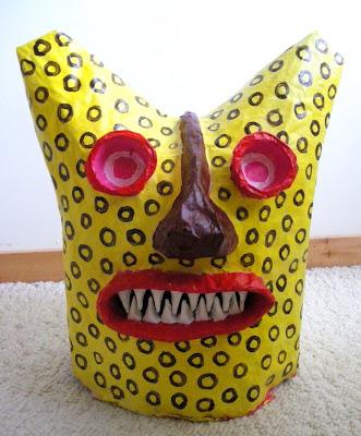 Mexican El Tigre Mask