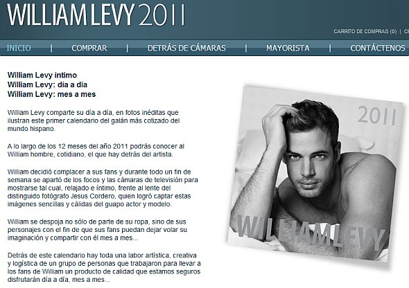 william levy 2011. fans: William Levy#39;s 2011